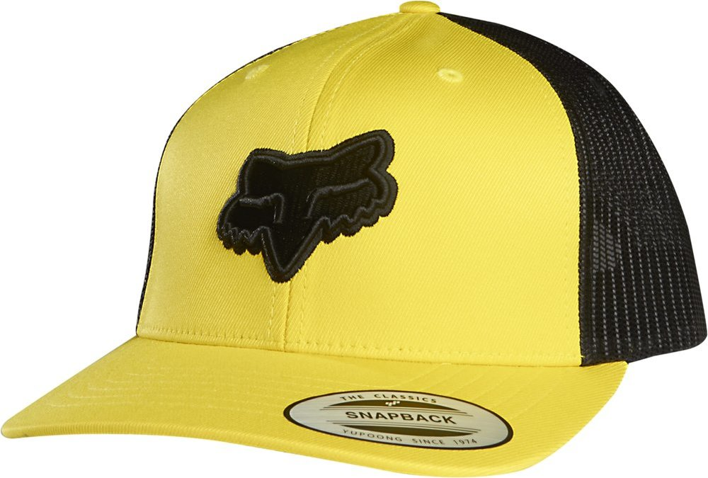 ... inexpensive inexpensive yellow fox racing mens binding snapback  adjustable hat 2014 e0a3b 45afa d2b1d cabe6 ... f041b37dd967
