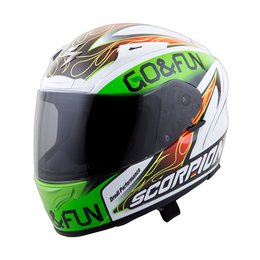 Bautista Scorpion Mens Exo-r2000 Full Face Helmet 2014