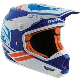 Blue Msr Mav2 Mav-2 Charger Helmet