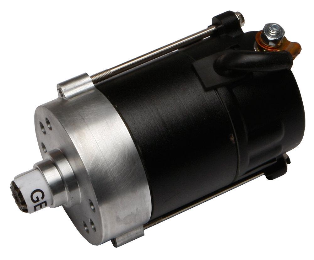 All Starter Motor 1 4kw Prestolite For Harley Davidson Twin Black