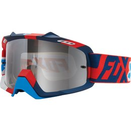 Fox Racing AIRSPC Air Space Divizion Spark Goggles Red