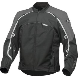 Fly Racing Mens Butane 4 Textile Jacket Grey