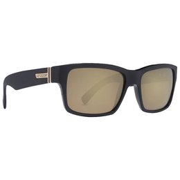 Black/gold Glo Vonzipper Fulton Battlestations Sunglasses 2013 Black Gold Glo One Size