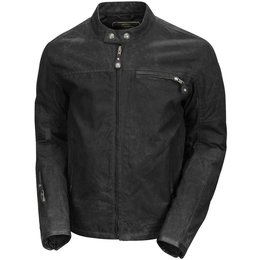 RSD Roland Sands Design Mens Ronin Textile Riding Jacket Black