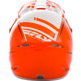 Fly Racing Kinetic Sharp Helmet Orange