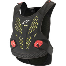Alpinestars Sequence Chest Protector Roost Guard Black