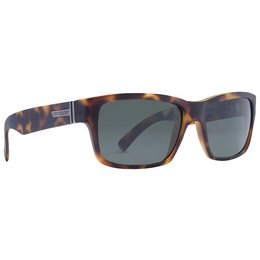 Demi Tortoise Satin/vintage Grey Vonzipper Fulton Sunglasses Demi Tortoise Satin Vintage Grey One Size