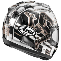 Arai Corsair X Limited Edition 2017 IOM TT Full Face Helmet Black
