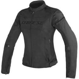 Dainese Womens D-Frame Armored Textile Jacket Black