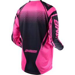 Answer Racing Youth Girls Syncron Drift Jersey Pink
