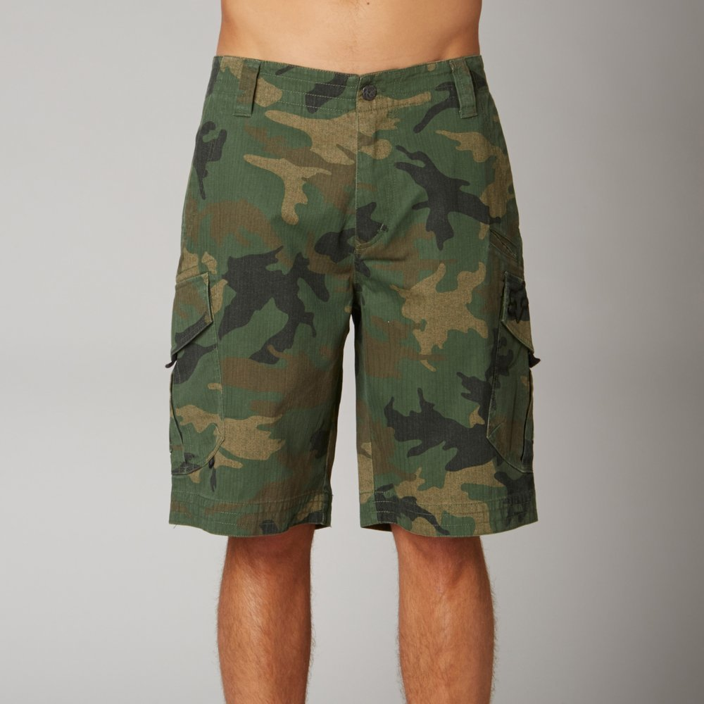 5650 fox racing mens slambozo camo cargo shorts 2014 197230