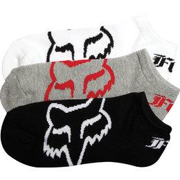 Misc Fox Racing Core No Show Socks - 3 Pack