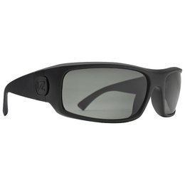 Black Satin/grey Vonzipper Kickstand Shift Into Neutral Sunglasses Black Satin Grey One Size