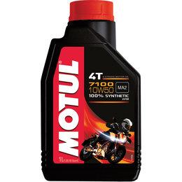 Motul 7100 4T Full Synthetic 4-Stroke Engine Oil 10W50 1 Liter