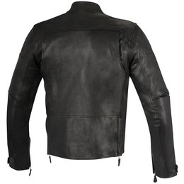 Alpinestars Mens Brera Armored Leather Jacket Black