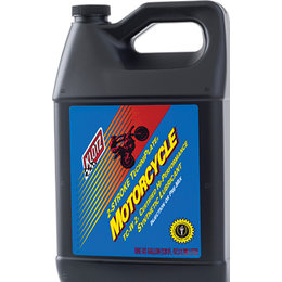 Klotz TC-W2 Motorcycle Techniplate 2-Cycle Synthetic Lubricant 1 Gallon KL-301 Unpainted