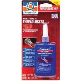 PERMATEX #271 THREADLOCKER SEALANT RED 36 ML