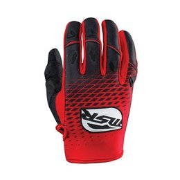 Red, Black Msr Mens Nxt Gloves 2015 Red Black