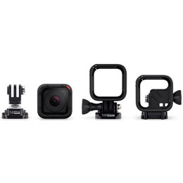 GoPro Hero4 Session Wearable/Mountable Action Camera Black CHDHS-101 Black