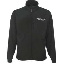 Fly Racing Mens Black Ops Jacket Black