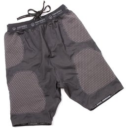 Forcefield Action Shorts Without Armor Black