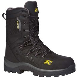 Klim Mens Adrenaline GTX Gore-Tex Insulated Snowmobile Boots Black