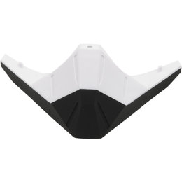 100% Replacement Nose Guard For Racecraft Snow Goggles White