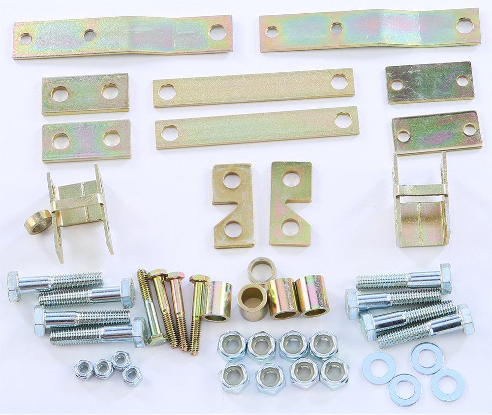 High Lifter ALK650P-00 Lift Kit for Arctic Cat 550//650//700 Prowler Models