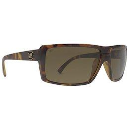 Demi Tortoise Satin/grey Vonzipper Snark Sunglasses Demi Tortoise Satin Grey One Size