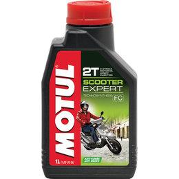Motul Scooter Expert Line 2T Semi - Synthetic Oil 1 Liter