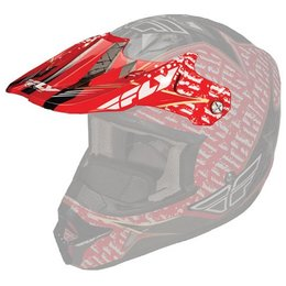 Red Fly Racing Replacement Visor For Aurora Snow Helmet