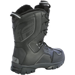 Fly Racing Mens Marker Snow Boots Black