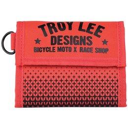Troy Lee Designs Mens Starburst Nylon Wallet Orange