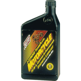 Klotz TC-W3 Motorcycle Techniplate 2-Cycle Synthetic Lubricant 32 Ounce KL-302 Unpainted