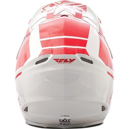 Fly Racing F2 Carbon Rewire Helmet Red