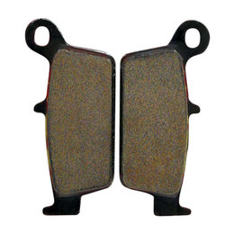 SBS Off Road SI Sintered Rear Brake Pads Single Set Gas Gas Honda Kawasaki 604SI Unpainted
