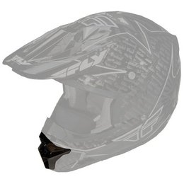 Black Fly Racing Replacement Mouthpiece For Aurora Snow Helmet
