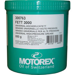 Motorex High Pressure Grease 3000 850 Gram 102426 Unpainted