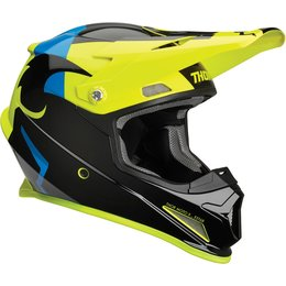 Thor Youth Sector Shear Helmet Black