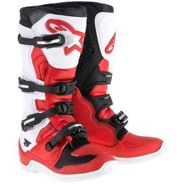 Alpinestars Mens Tech 5 Boots Red