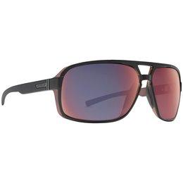Black, Tan/galactic Glo Vonzipper Decco Sunglasses Black Tan Galactic Glo One Size