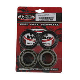 N/a Pivot Works Atv Wheel Bearing Kit Rear For Honda Rincon 4x4