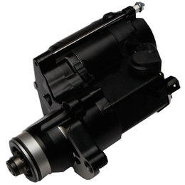 All Balls Starter Motor 1.4KW 6 Speed 80-1013 For Harley-Davidson Big Twin Black Black