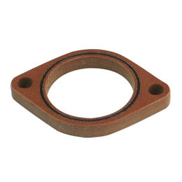 S&S Cycle Manifold Insulator Block 3/8 Inch Thick For Harley 91-03