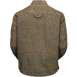RSD Roland Sands Design Mens Ronin Textile Riding Jacket Brown