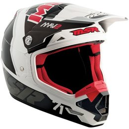 Black, Red Msr Mav2 Mav-2 Blokpass Helmet Black Red