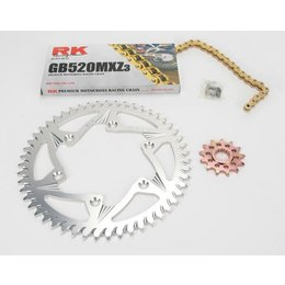 RK Chain/Sprocket Kit GB 520 MXZ 13/50-51 KTM 125/250