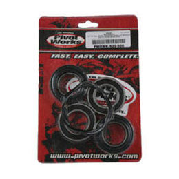 N/a Pivot Works Atv Wheel Bearing Kit Rear For Suzuki Eiger Vinson