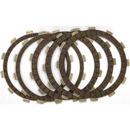 EBC CK Series Standard Cork Clutch Friction Plates Only For Kawasaki CK4524