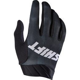 Shift Racing Mens 3lack Label Pro Air Mainline Gloves Black